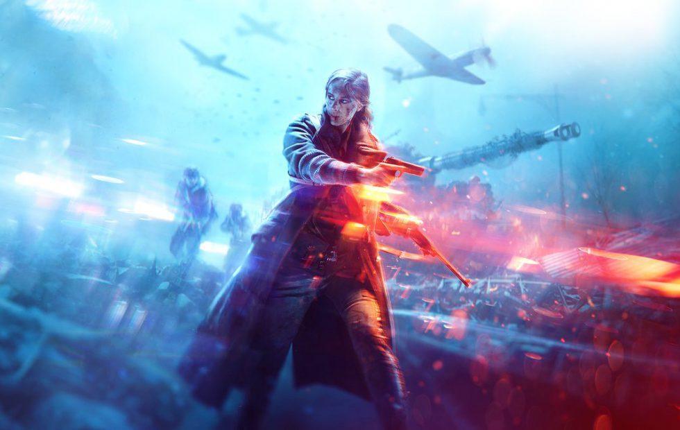 Battlefield 5 open beta release date is right around the corner