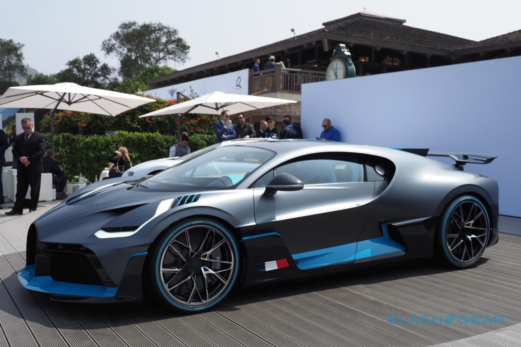 The Bugatti Divo Takes A New Route To Extreme Performance Slashgear