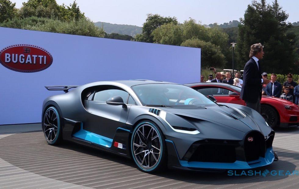 Bugatti Divo is a super-rare coachbuilt king of cornering