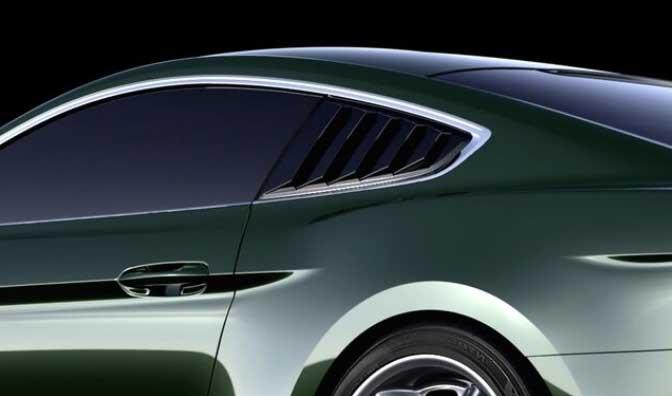 Steeda Steve McQueen Edition Bullitt Mustang offers up to 775hp