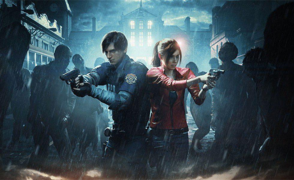 Resident Evil 2 Remake Premium Edition costs $900, includes Bluetooth keyboard