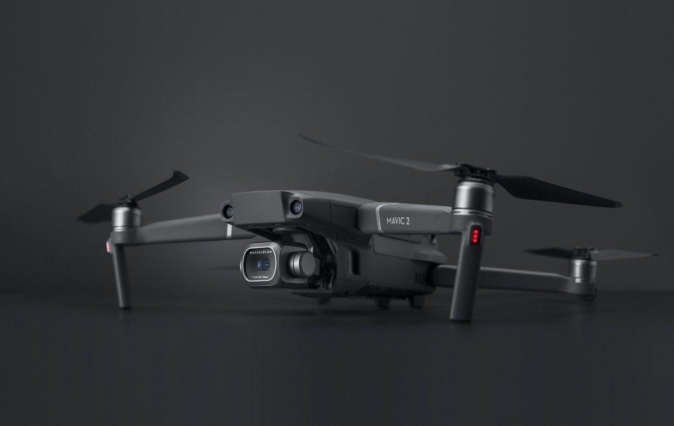 DJI Mavic 2 Pro and Mavic 2 Zoom drones leak again