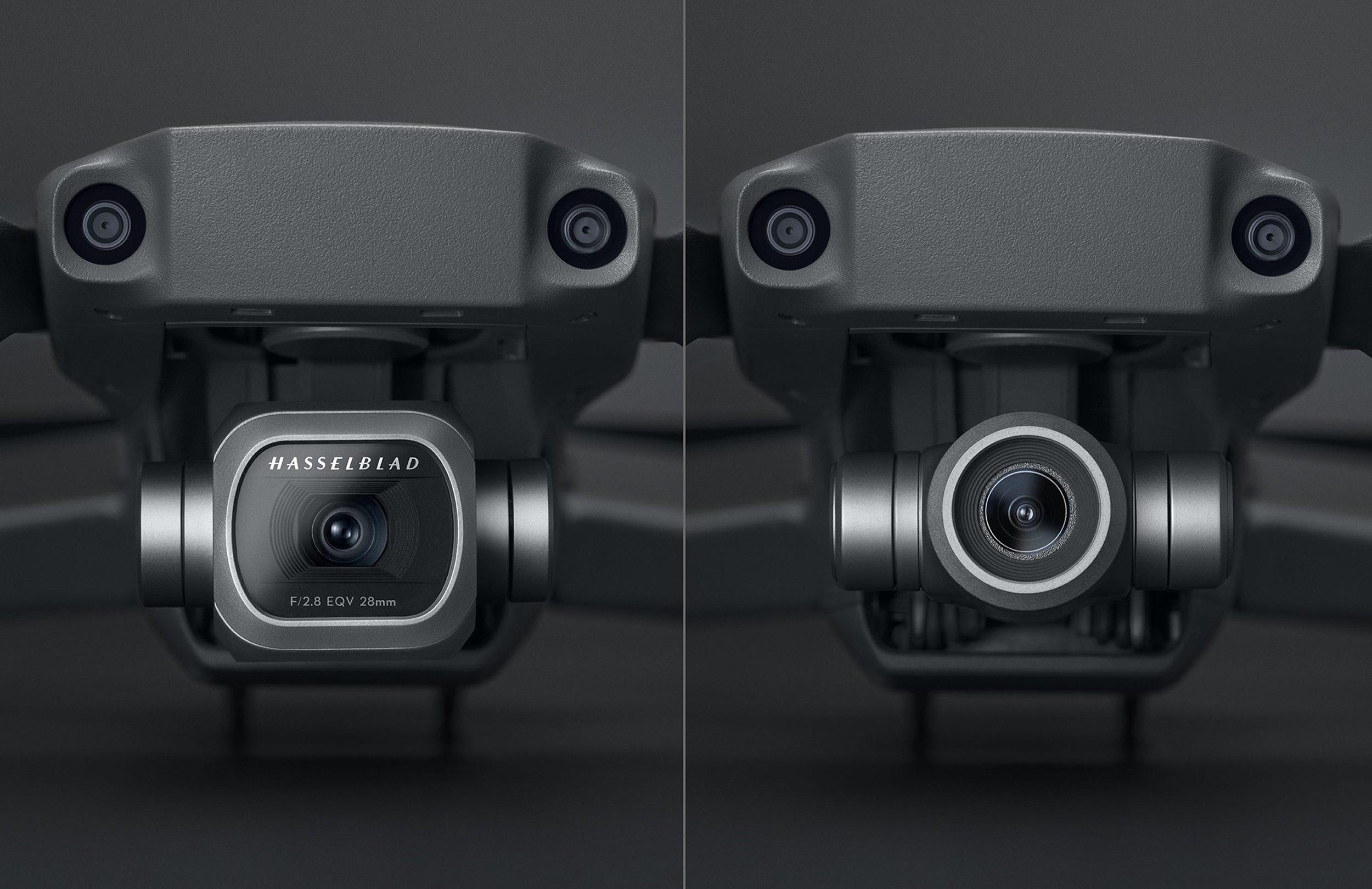5838bed7487 As expected, DJI is targeting those wanting higher-quality video and photos  from their drones. To that end, the Mavic 2 Pro ...