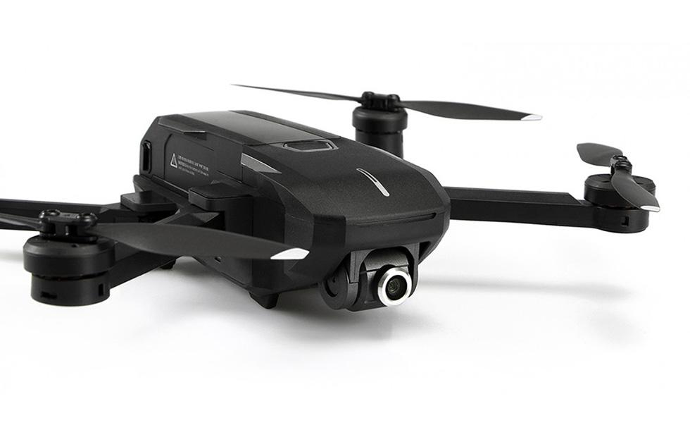 Yuneec Mantis Q drone offers 4K camera, voice control, and 44mph speed