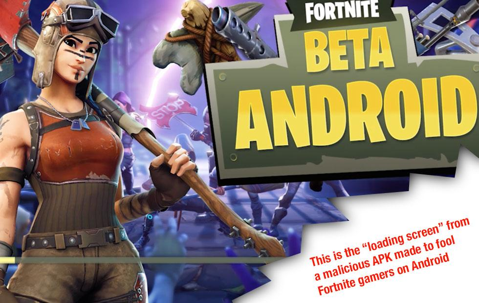 Fortnite Android app: How to avoid fakes [UPDATE: Epic Statement]