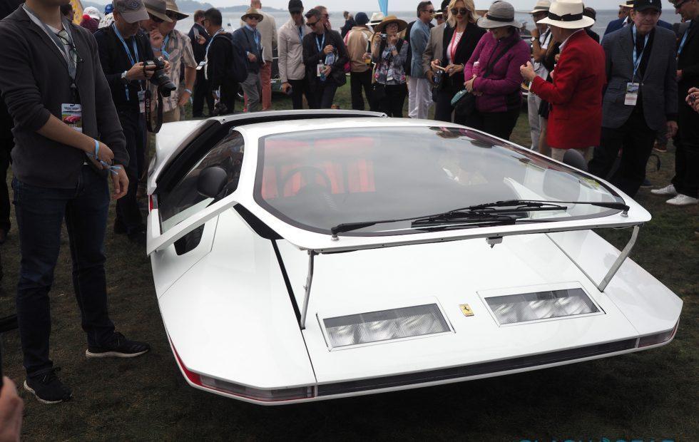 Ferrari 512S Modulo Gallery