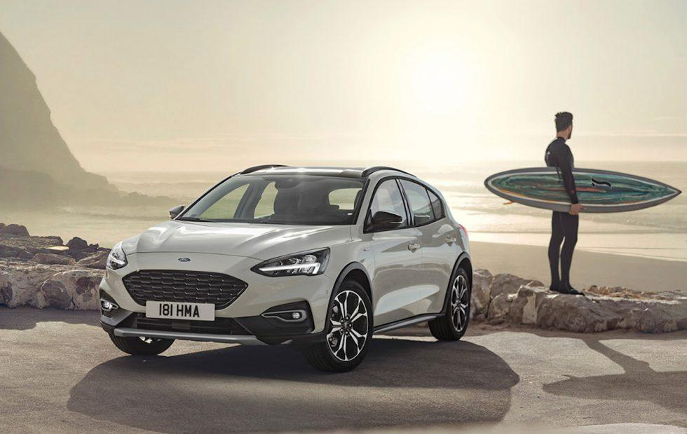 Ford Focus Active US release axed over Trump's China trade war