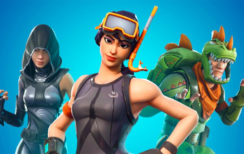 Fortnite 'robust' competition feature arrives this fall, plus PS4 Pro 4K and more