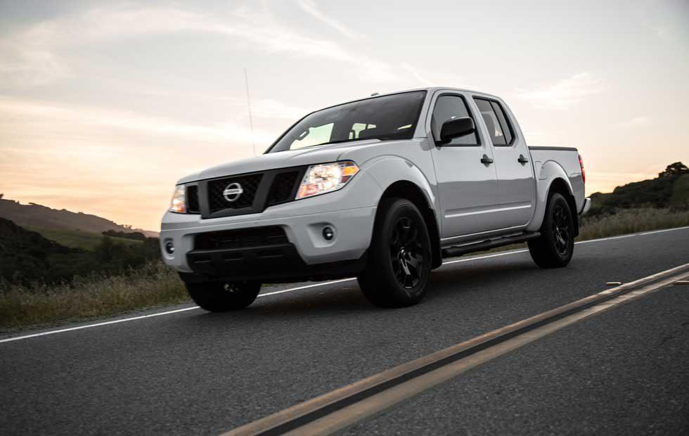 2019 Nissan Frontier truck starts at $18,990