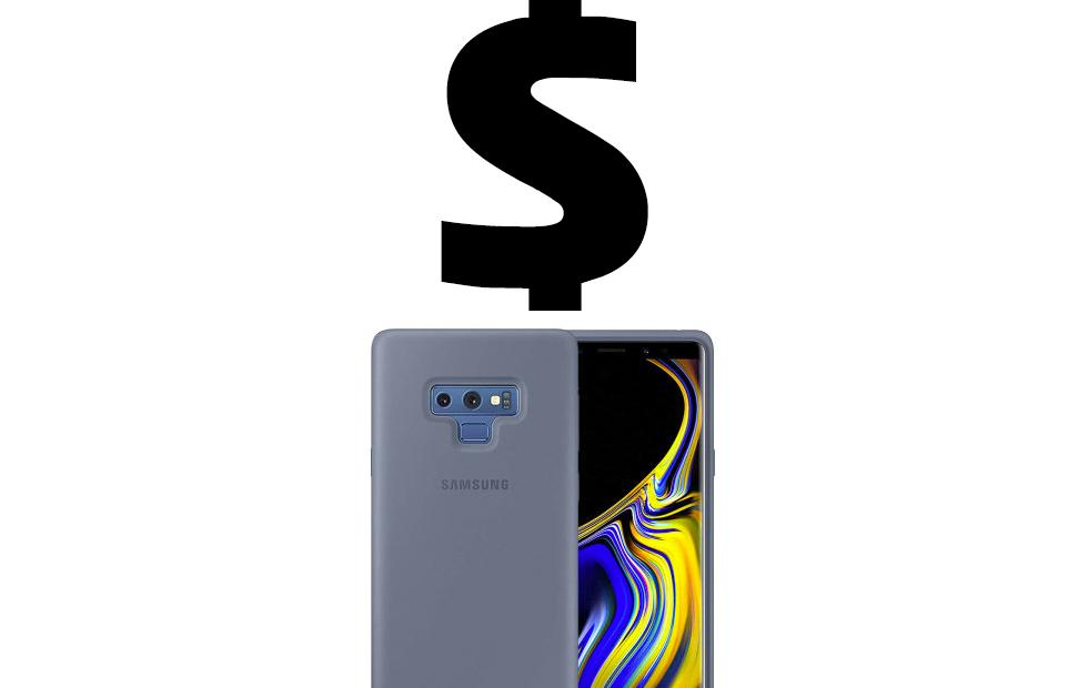 "Galaxy Note 9 price leaks show ""reasonable"" claim"