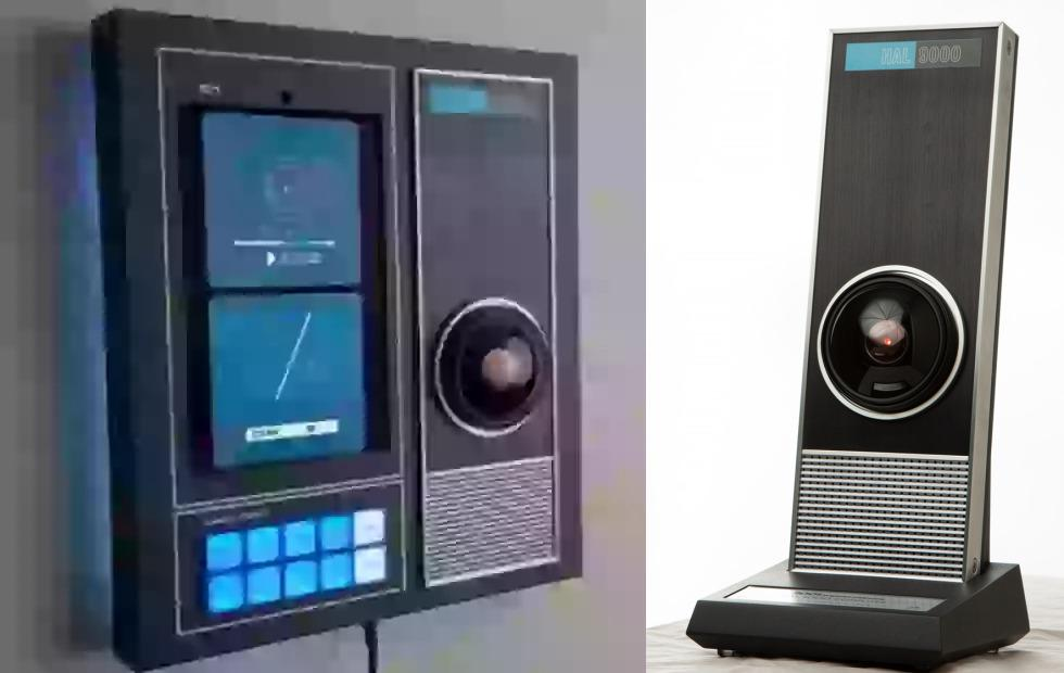 HAL 9000 speaker puts the iconic murderous AI in your house