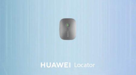 Huawei Locator squeezes GPS into tiny tracker