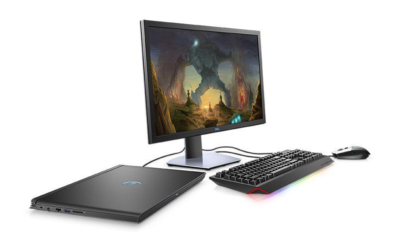 Dell Gaming 24 and 27 monitors bring overclocked refresh rates, 4K