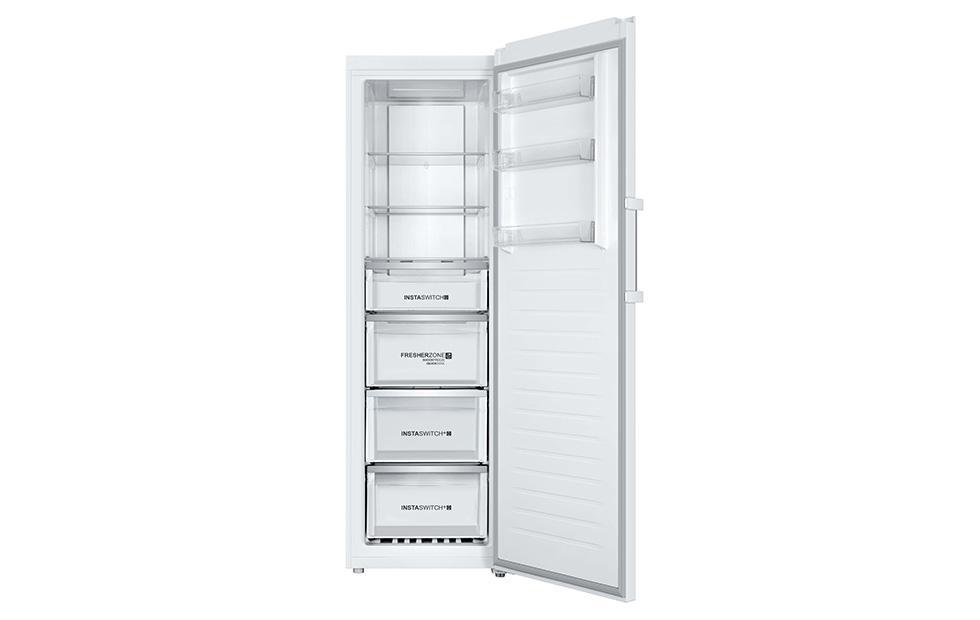 Haier InstaSwitch smart freezer can transform into a refrigerator