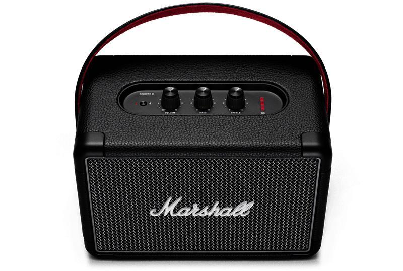 Marshall Kilburn II portable retro speaker has 360° sound