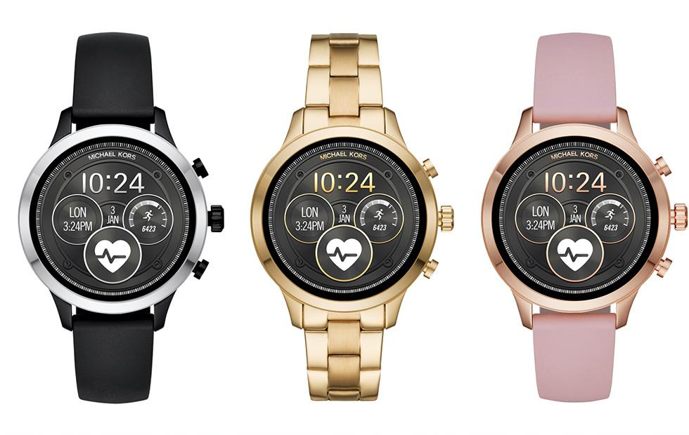 Michael Kors Runway Wear OS smartwatch offers NFC, heart rate tracking