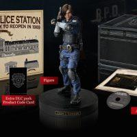 resident evil 2 remake collectors edition pre order