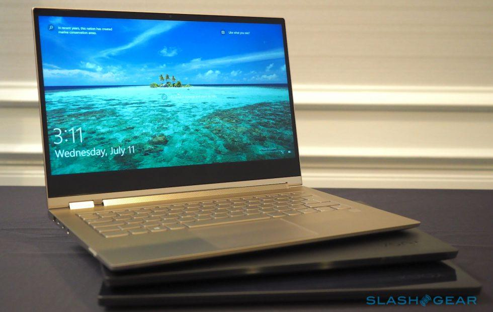 Lenovo Yoga C930 hands-on: This flagship sounds incredible