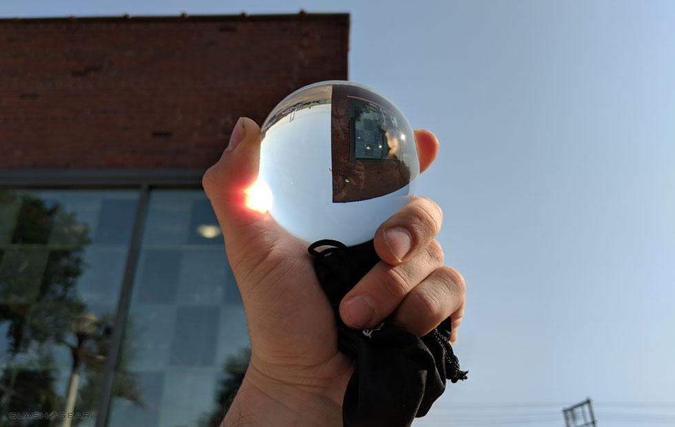 Lensball Review : Something Completely Different