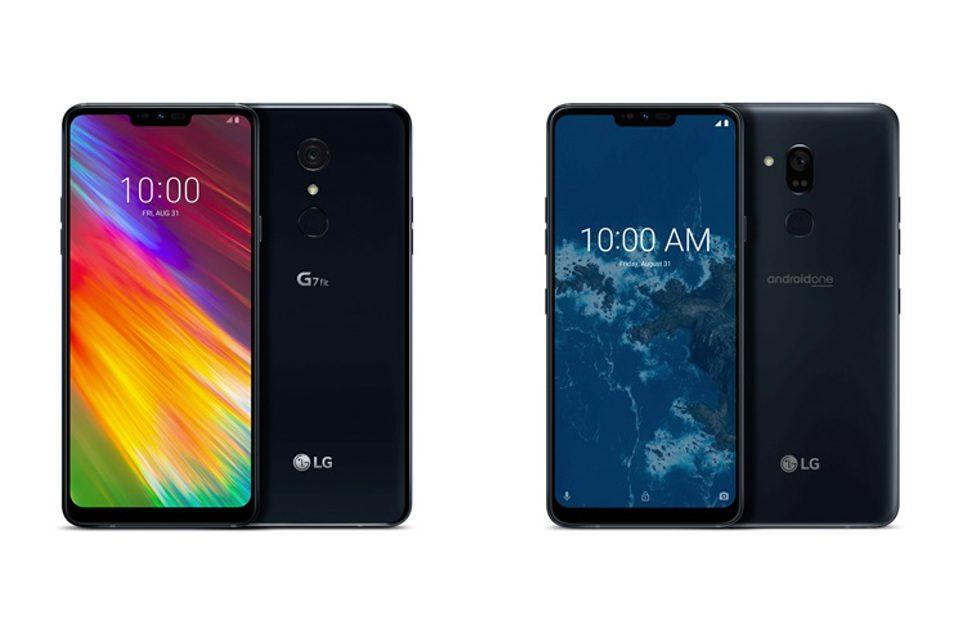 LG G7 One, G7 Fit will be LG's IFA 2018 gamble