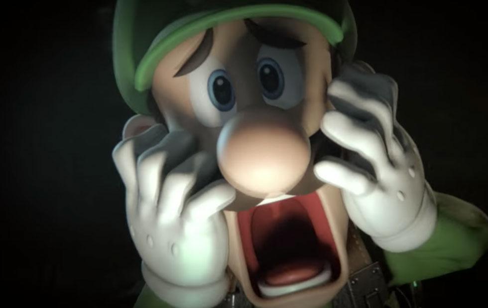 Luigi Mario is dead, but also OK