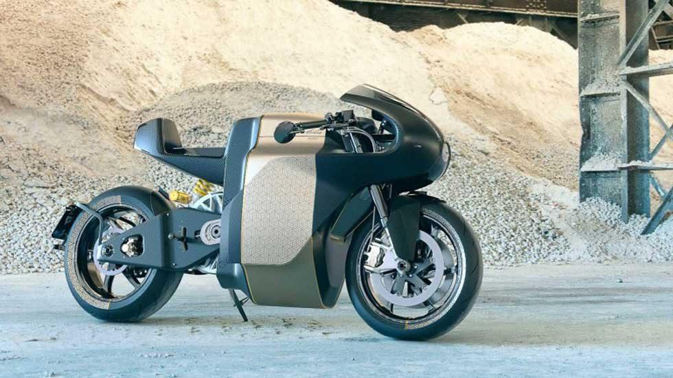 Saroléa Manx7 electric motorcycle is beautifully expensive
