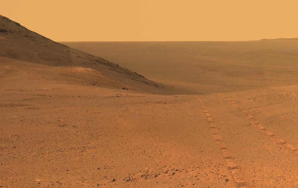 NASA forms Opportunity rover rescue plan as Mars dust storm abates