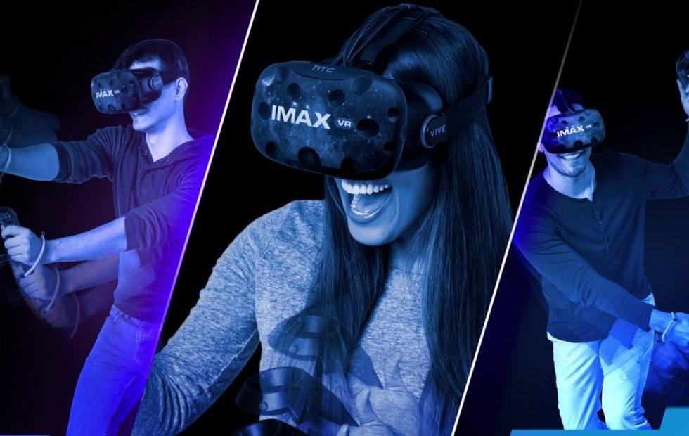 Google moved: IMAX VR to AR