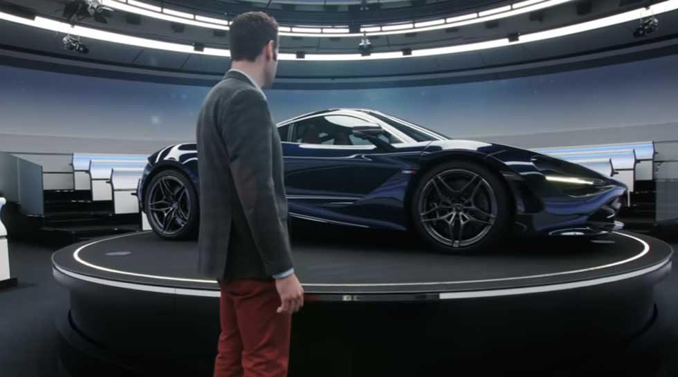 Rocket scientist explains McLaren 720S science of speed