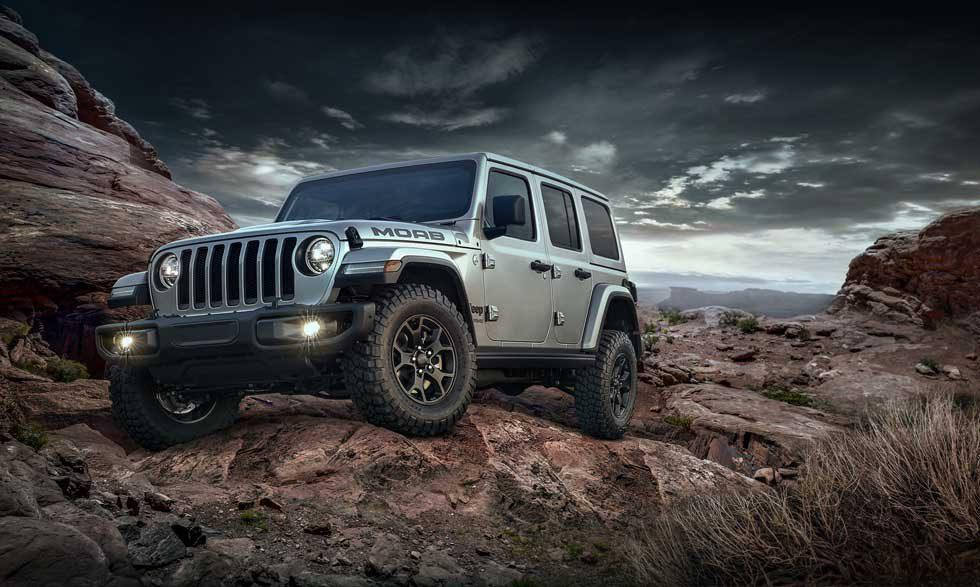 2018 Jeep Wrangler Moab Edition gets official