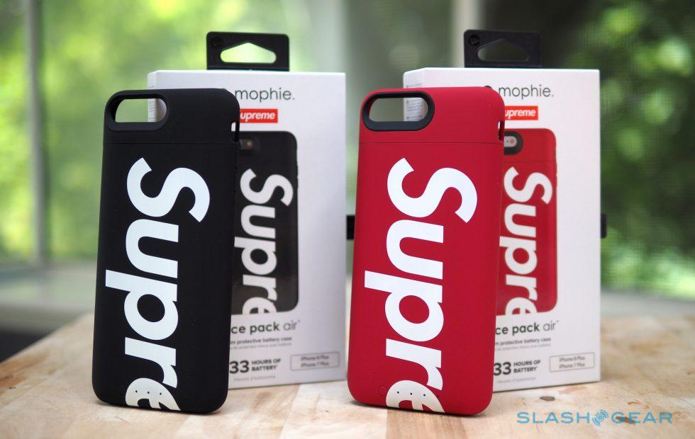 Supreme Mophie Juice Pack Air drops for your iPhone