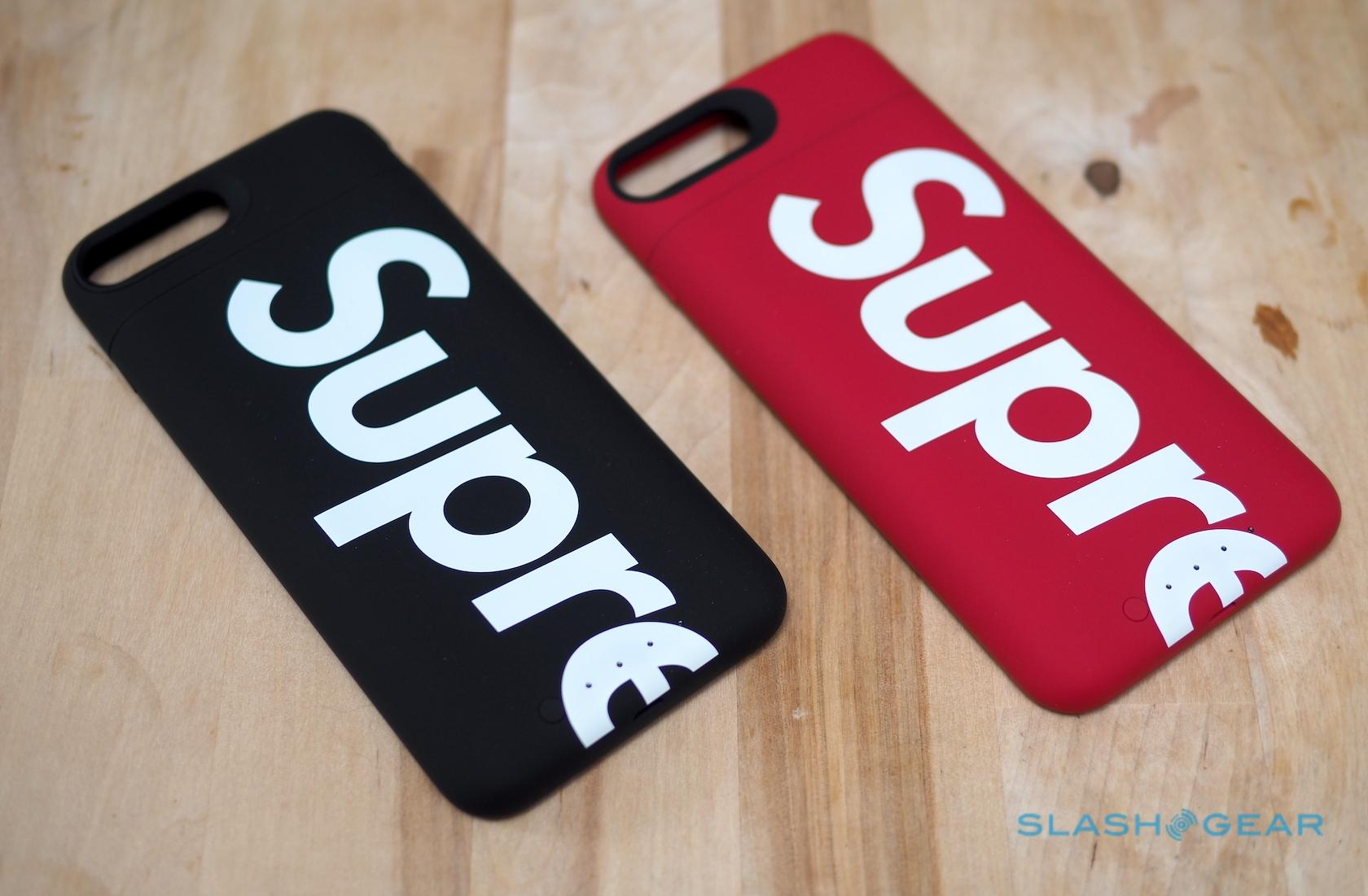 best sneakers 126bc 10c56 Supreme Mophie Juice Pack Air drops for your iPhone - SlashGear