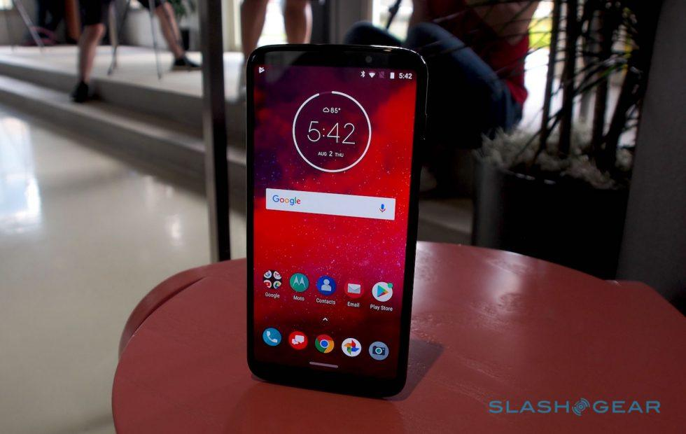 Moto Z3 specs: 5G and Android familiarity