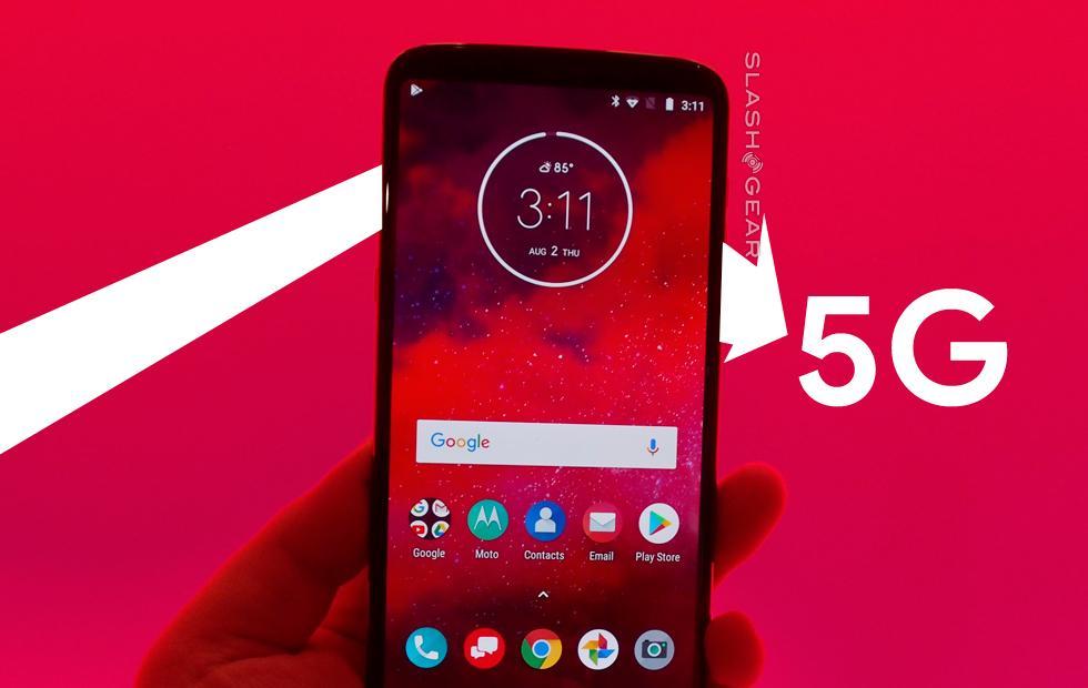 Meet Moto Z3, the first 5G phone