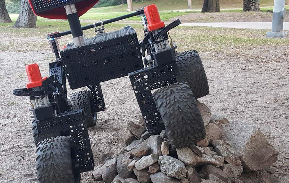 NASA Open Source Rover lets people roll their own rover
