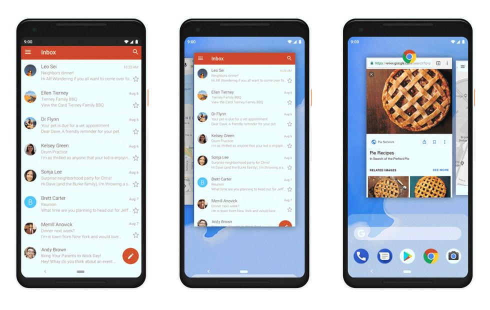 Pixel 3 gesture navigation might be the only option