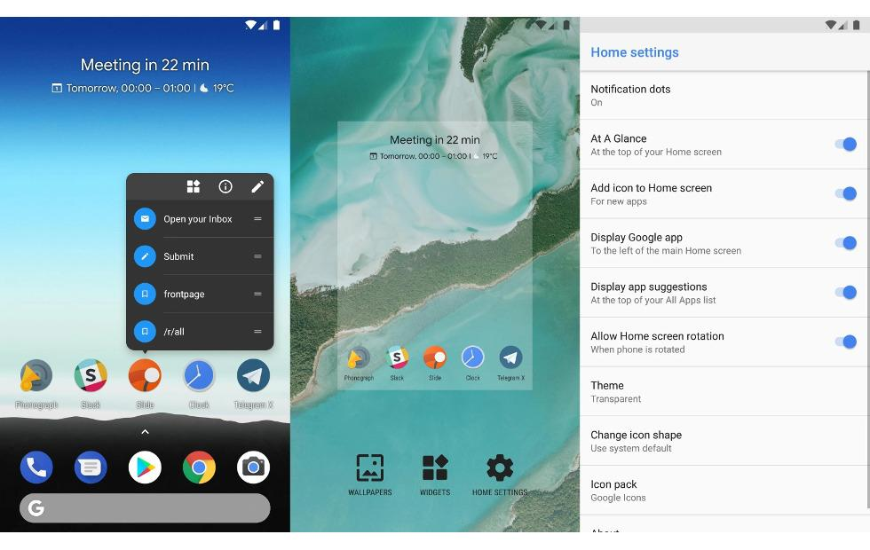 Rootless Pixel Launcher is now available on Google Play Store