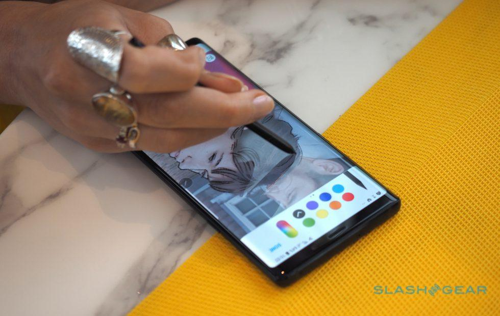Samsung Galaxy Note 9 Gallery