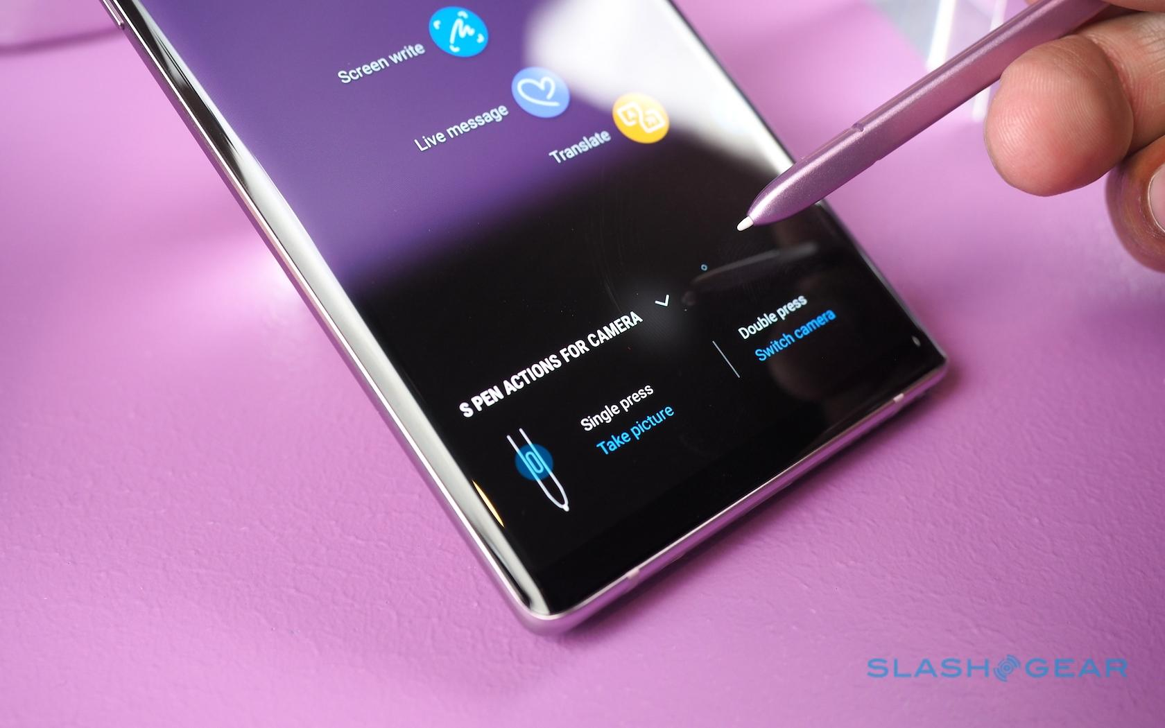Galaxy Note 9 vs Note 8: Six big changes you should know