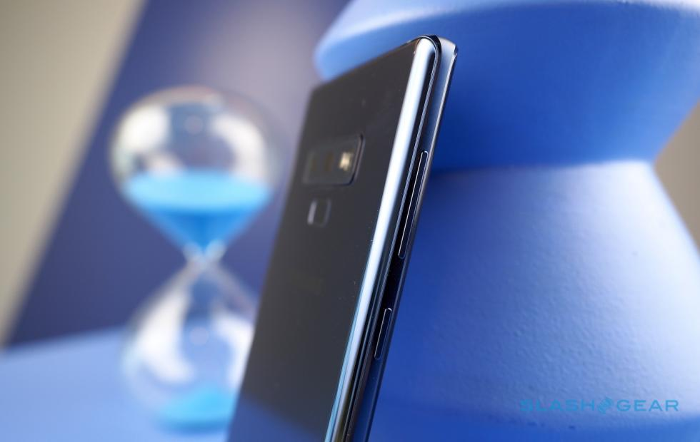 Galaxy Note 9 Bixby button can be remapped again with bxActions