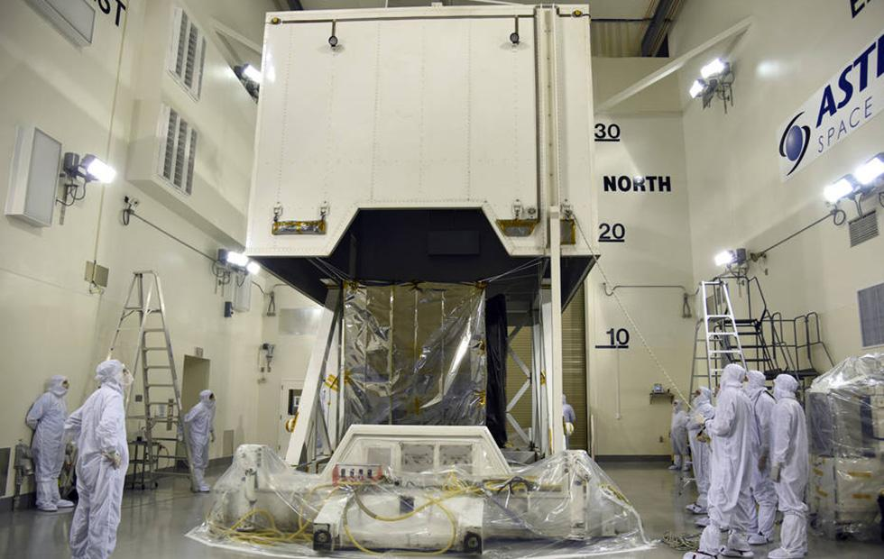NASA will launch world's most advanced space laser tool to monitor Earth's ice