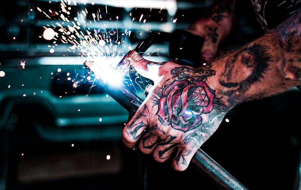 Tattoos may no longer impact employment potential: study