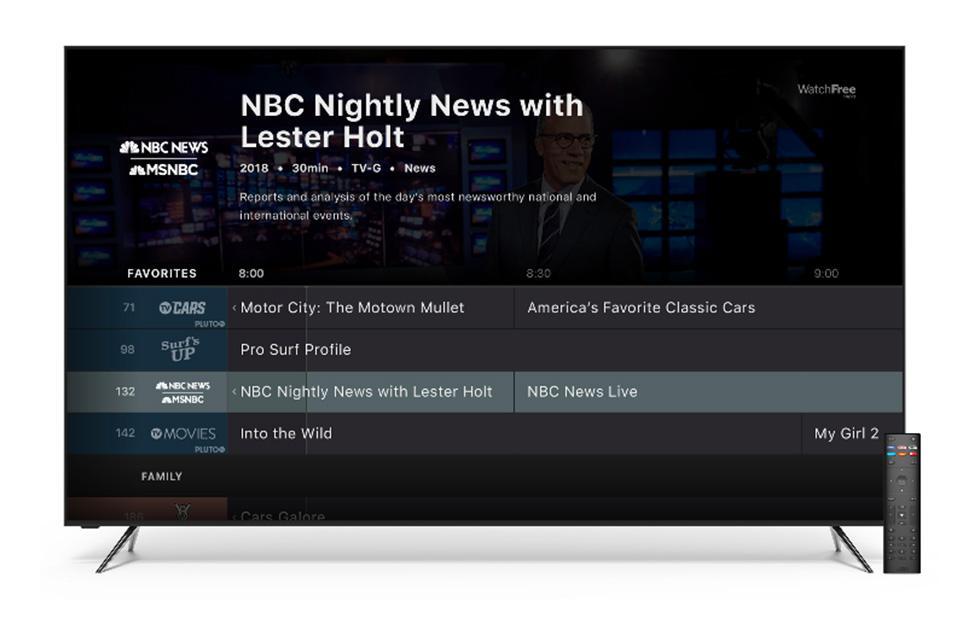 Vizio 2018 SmartCast TVs get 100+ free channels including live content