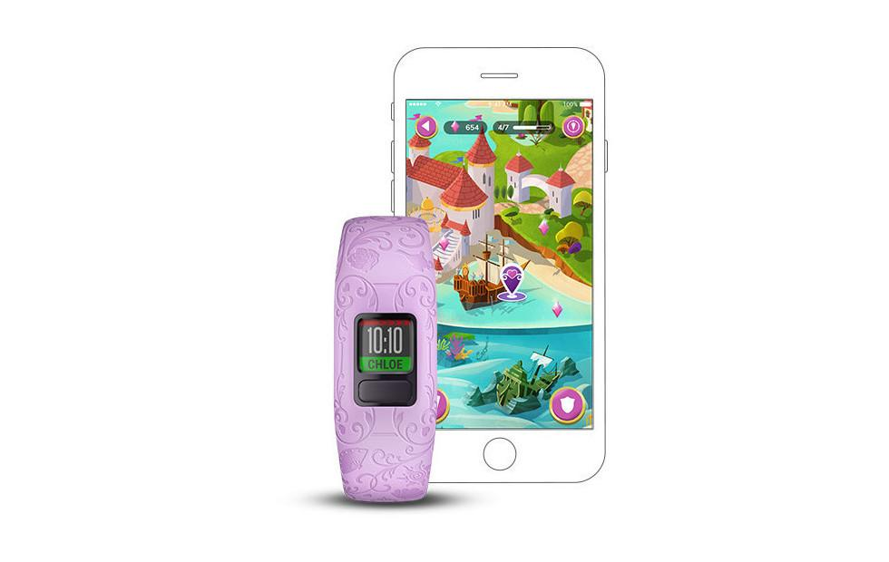 Garmin Vivofit Jr 2 brings Disney flair to kids fitness tracking