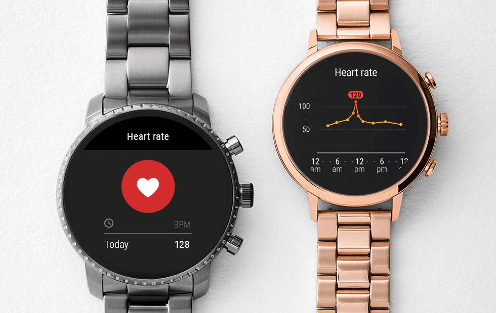 Fossil Q Gen 4 smartwatches tease onboard GPS, NFC, swimproofing