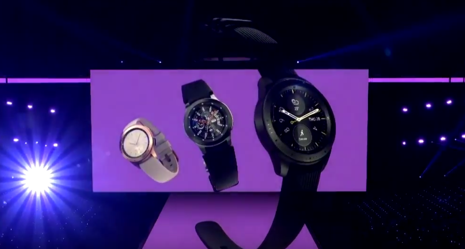 Samsung Galaxy Watch release date, features, pricing