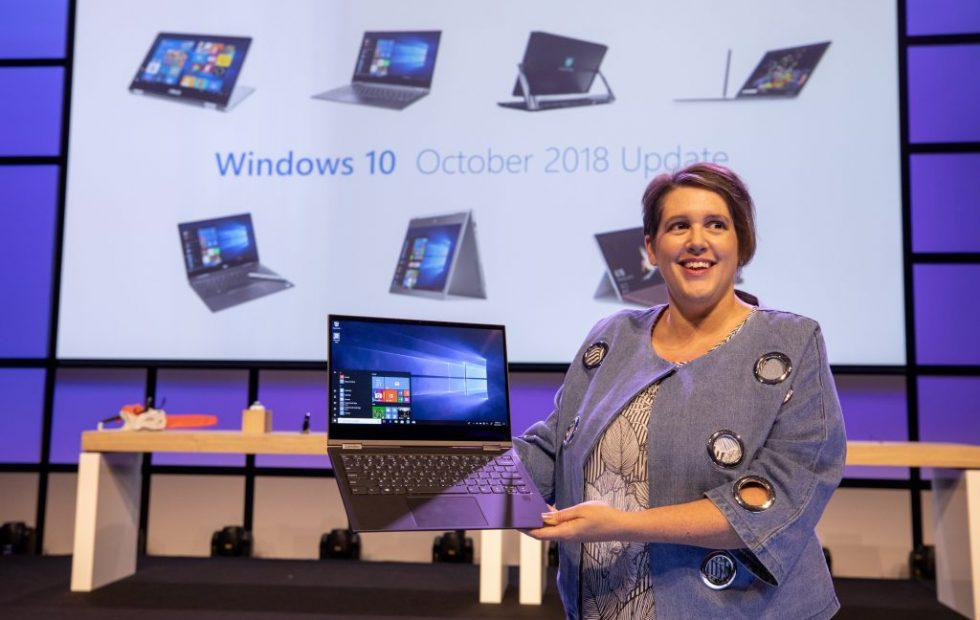 Windows 10 October 2018 Update gives 'Redstone 5' a name and release date