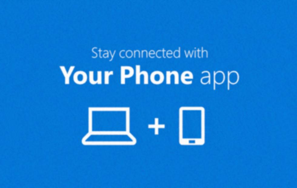 Microsoft Your Phone app begins its test run for Android, iOS
