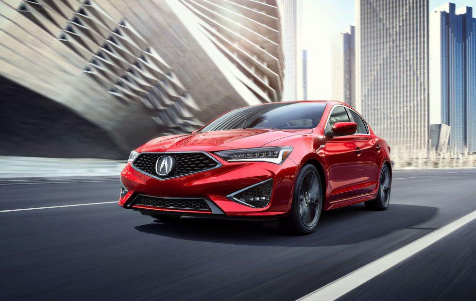 2019 Acura ILX gains AcuraWatch safety tech, Android Auto and CarPlay
