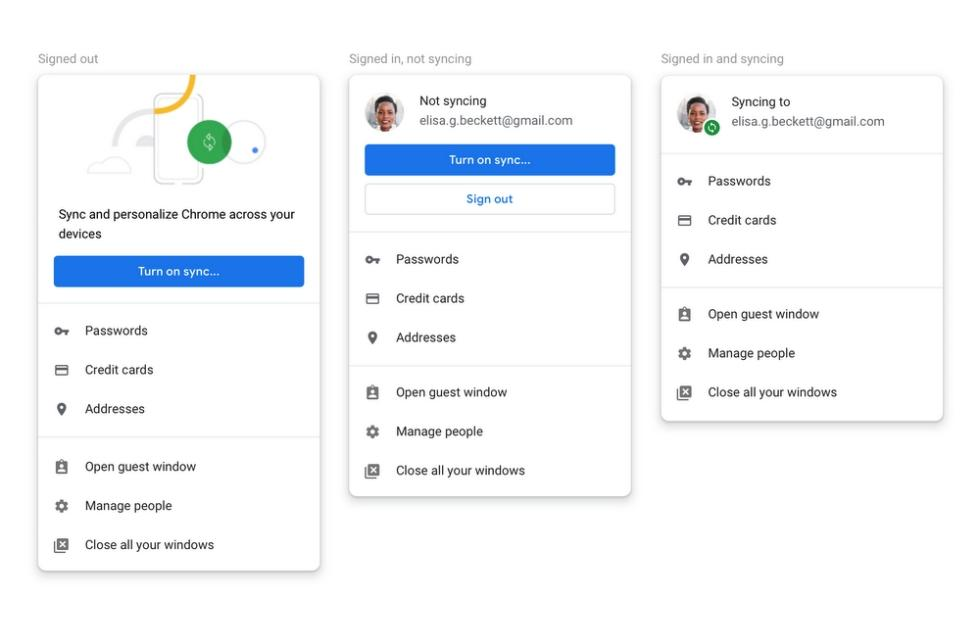 Chrome 70 will clarify controversial, confusing sign-in changes
